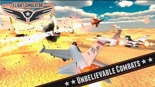 Flight Simulator Airplane 3D Pro 2014 HD Gratis