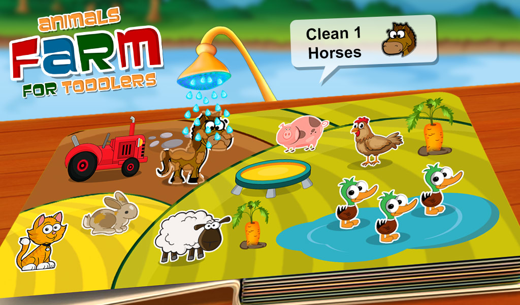 Animal Farm For Toddlers
