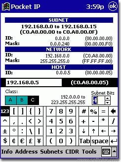 Pocket IP