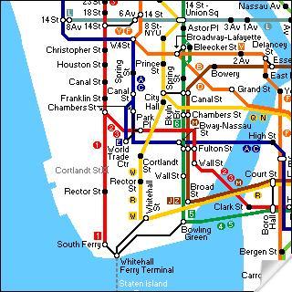 Tube New York City for Pocket PC - Download