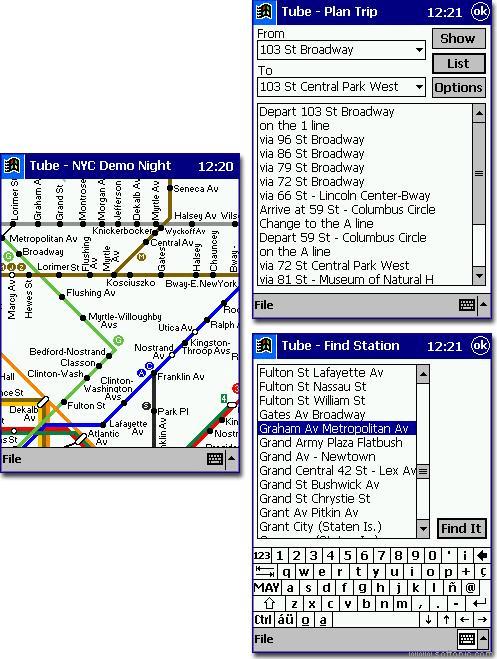 Tube New York City