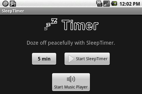 SleepTimer