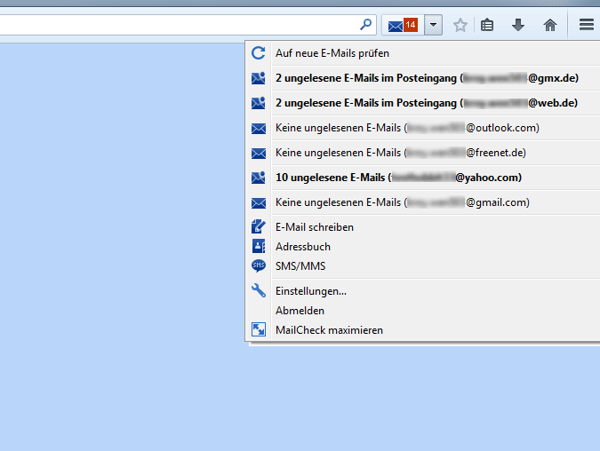 GMX-Toolbar