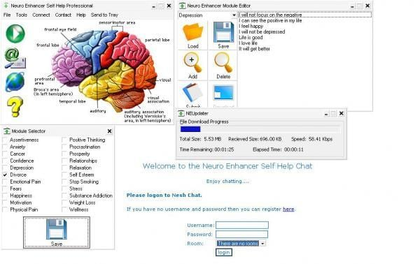 Neuro Enhancer Self Help