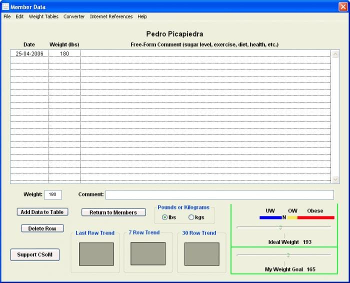 Weight Tracker Pro