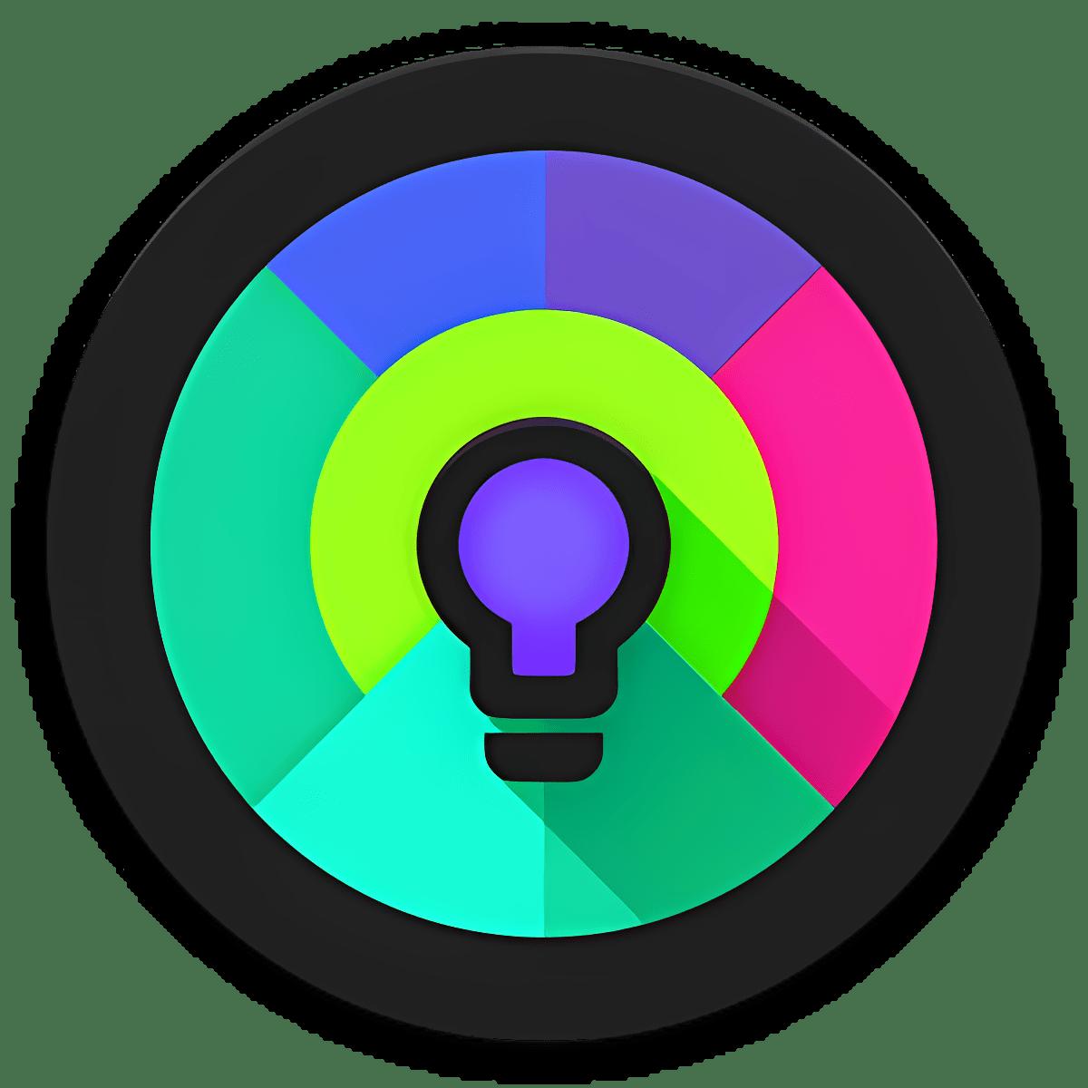 Black Light Icon Pack 1.0