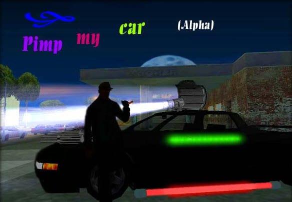 Pimp My Car -- GTA San Andreas