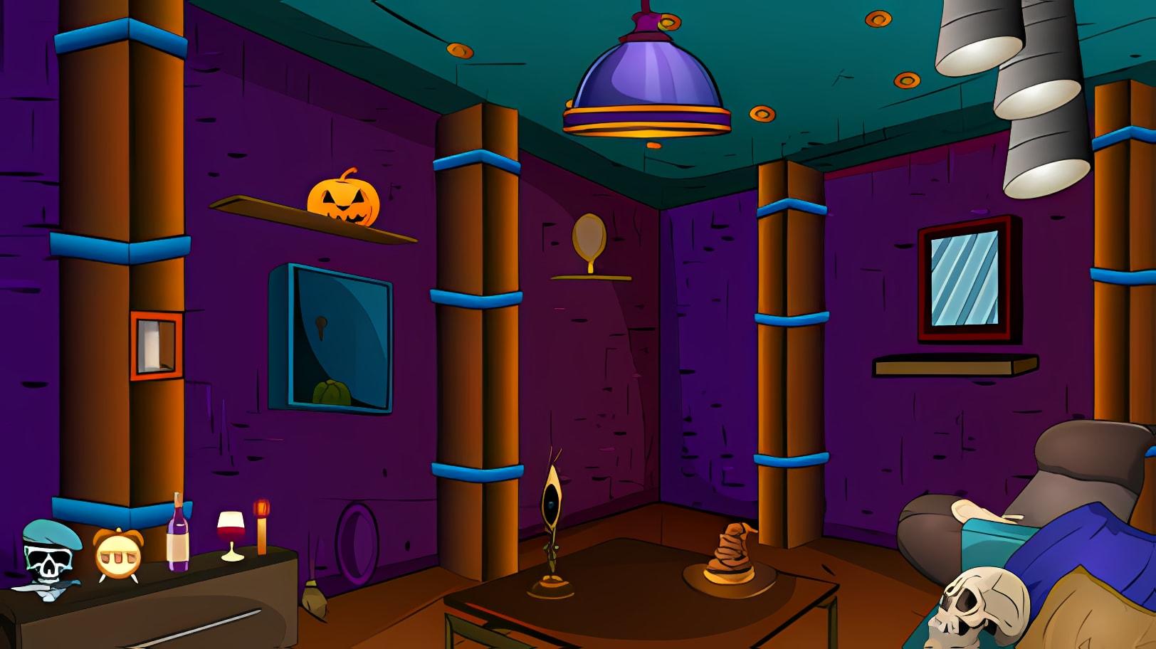 871  Mirror House Escape