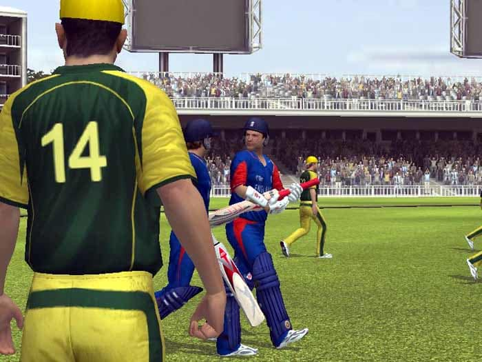 How can you play brian Lara cricket 99 game on xp