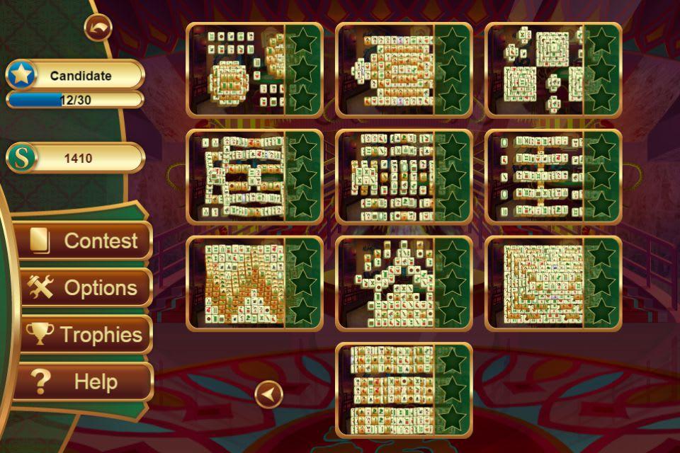 Mahjong World Contest HTML5