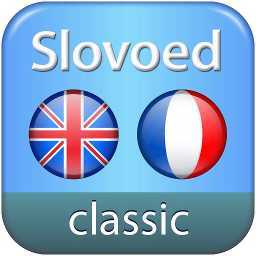English-French-English Slovoed Classic talking dictionary