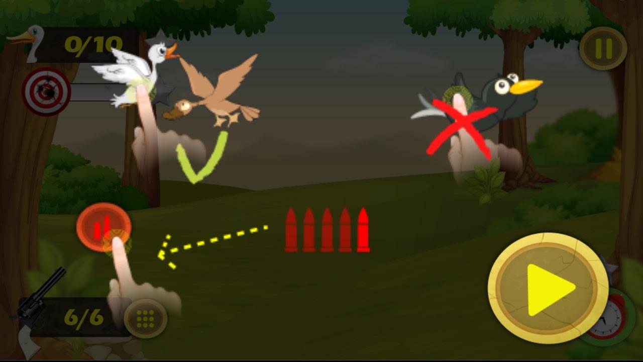 Duck Hunter Dodger Doom