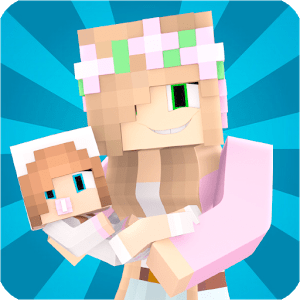 Baby Girl Skins for Minecraft
