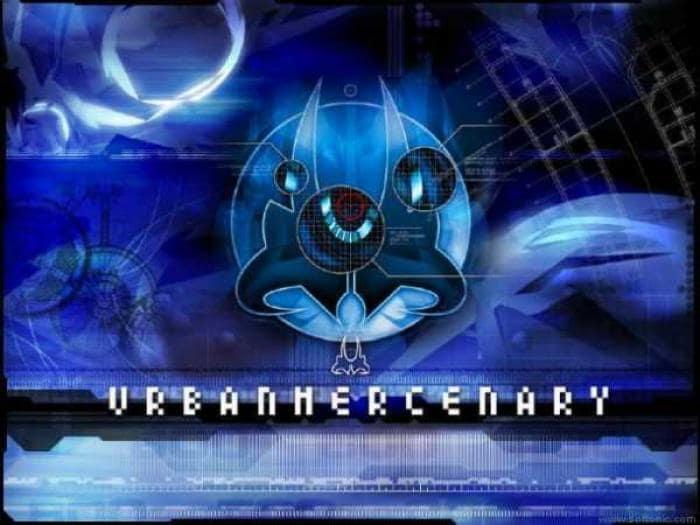 Urban Mercenary Wallpaper 2