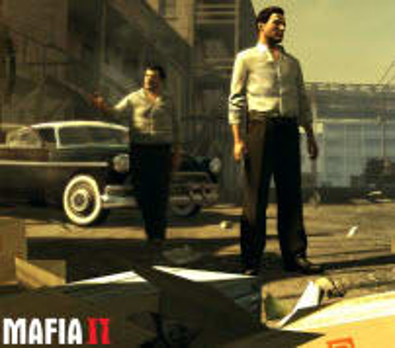 Mafia II Wallpaper