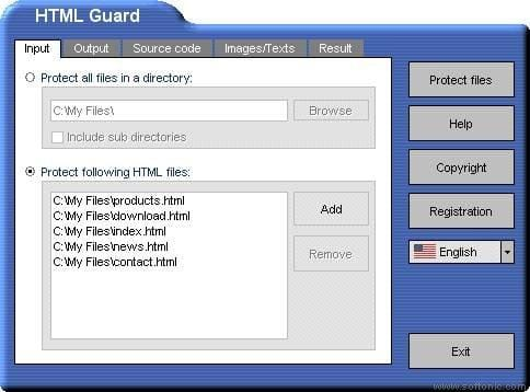 HTML Guard