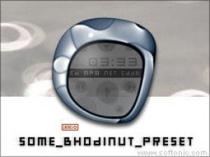 Somebhodinut Preset (Audion)