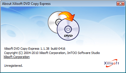 Xilisoft DVD Copy Express
