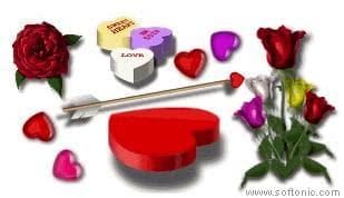 Paint Shop Pro - Valentine Tubes