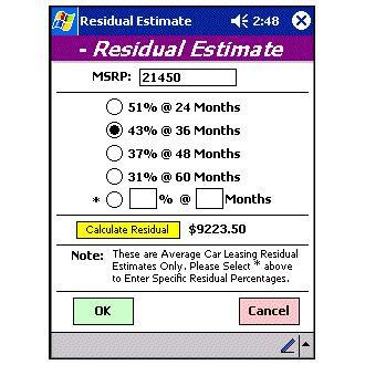 PocketWear Financial Analyzer
