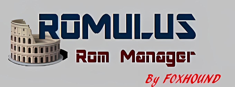 Romulus - Rom Manager