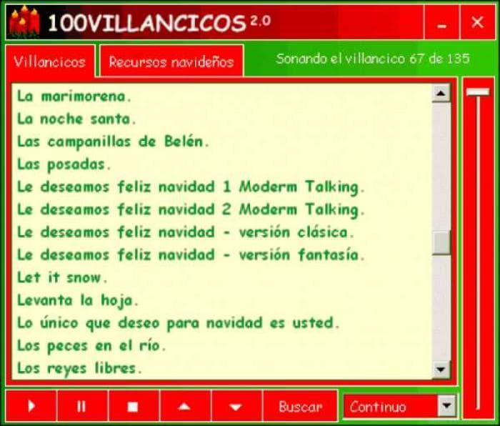 100Villancicos