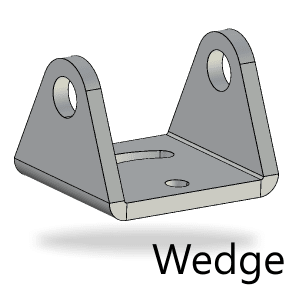 Wedge - Lightweight CAD