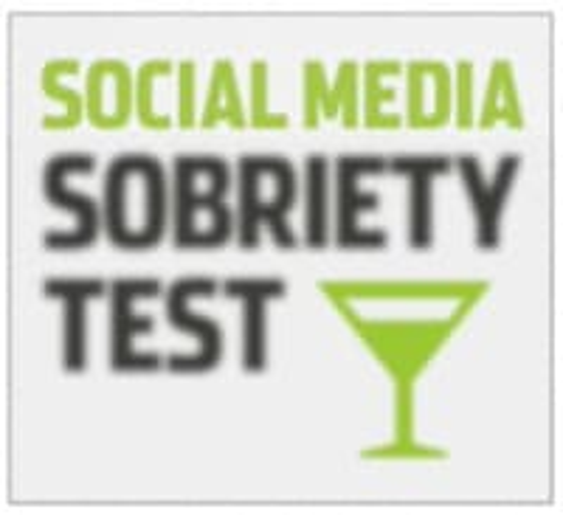 Social Media Sobriety Test