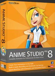 Anime Studio Pro 8.2