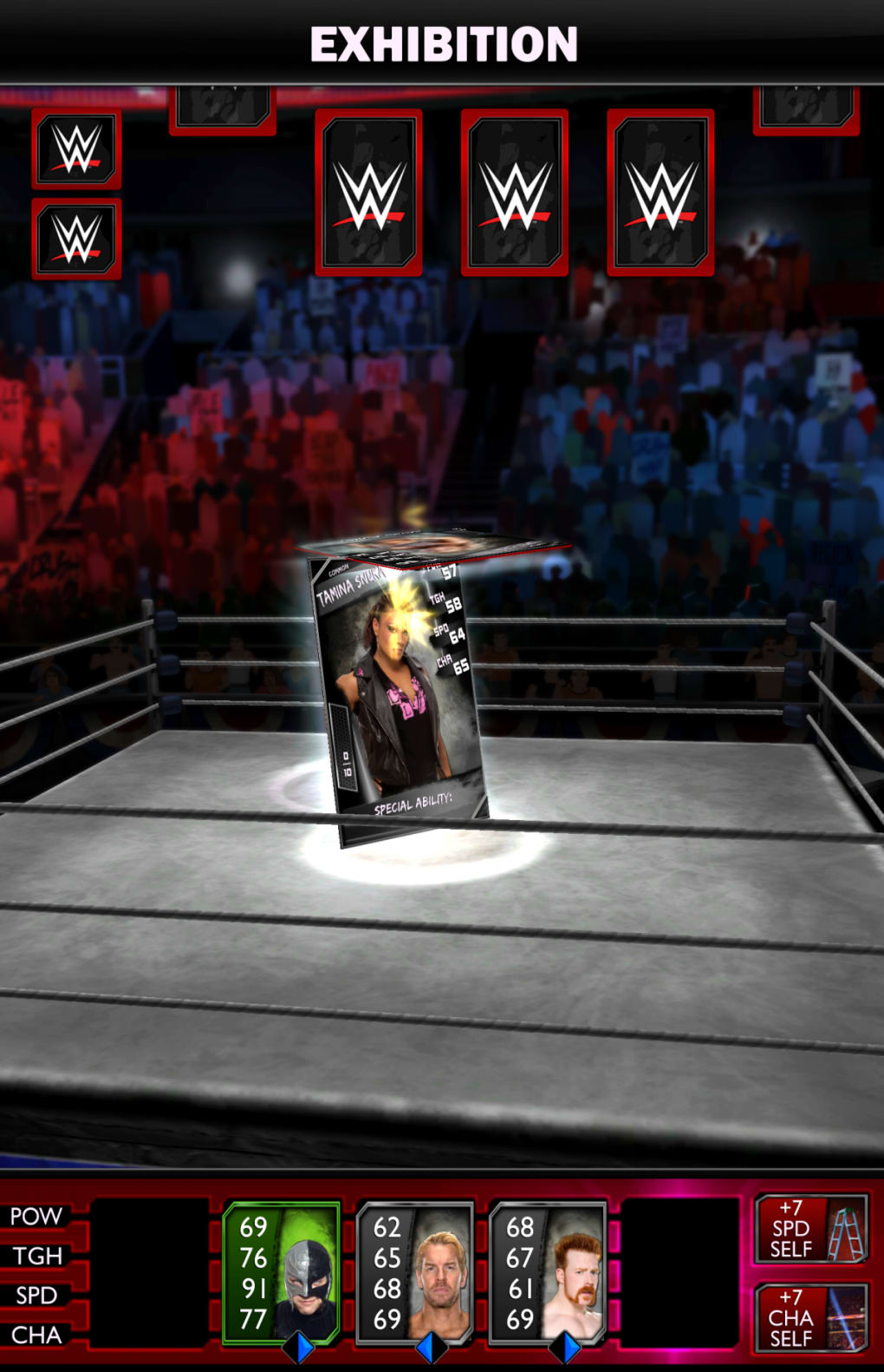Total Auto Solutions >> WWE SuperCard for iPhone - Download