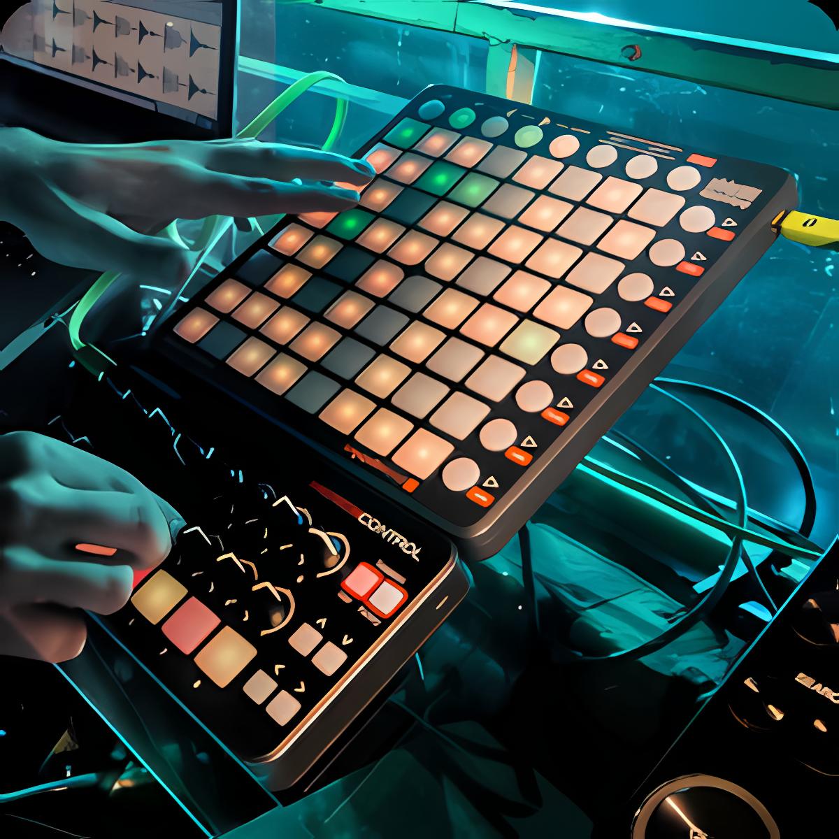 DJ Dubstep Music Maker Pad 1.2