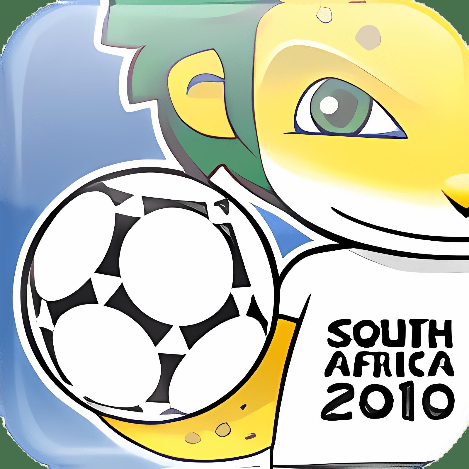 Papel de Parede Mascote da Copa 2010
