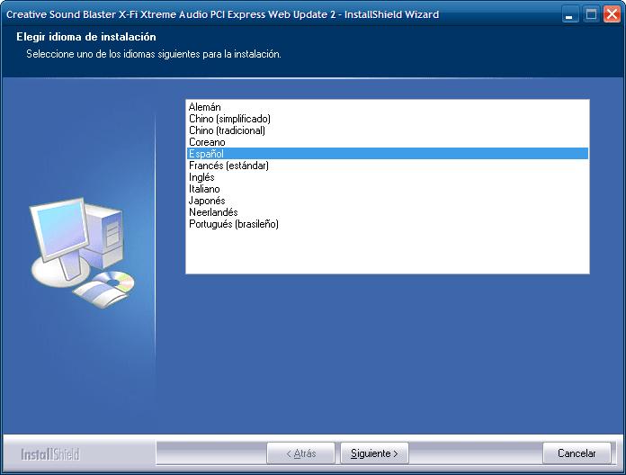Creative Sound Blaster X Fi Xtreme Audio скачать драйвер для Windows 7 - фото 8