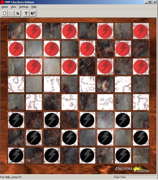MVP Checkers