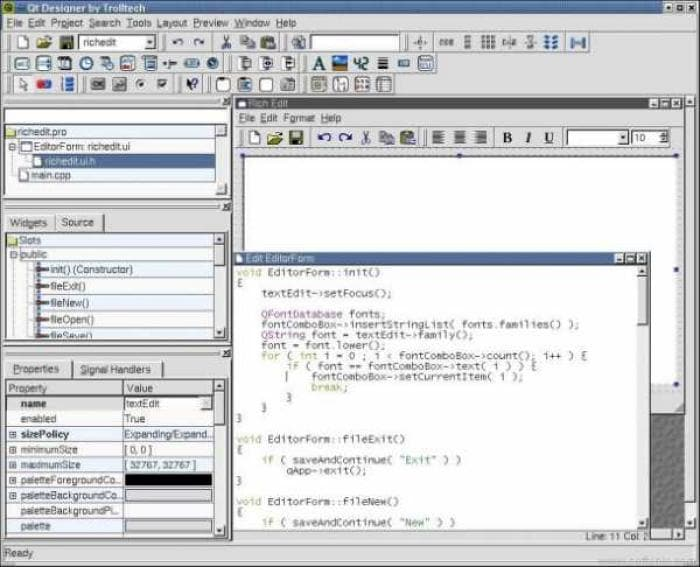 Qt Mac Evaluation