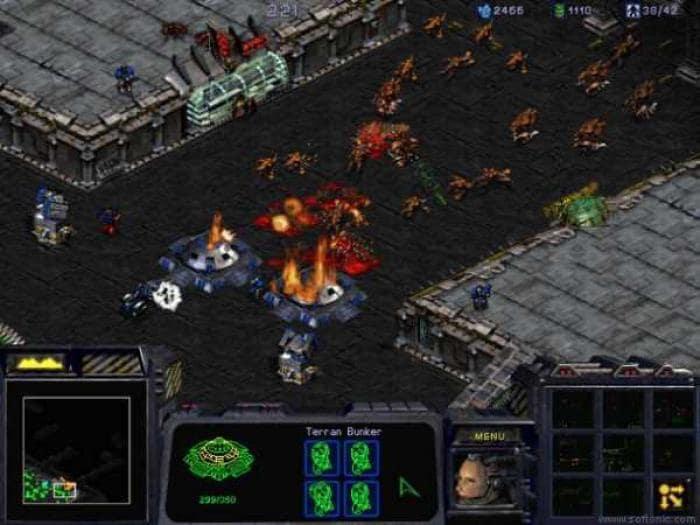 StarCraft Mac OSX Update