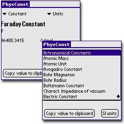 PhysConst