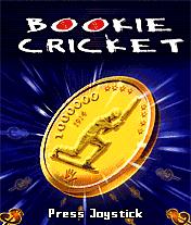 Bookie Cricket 1.0