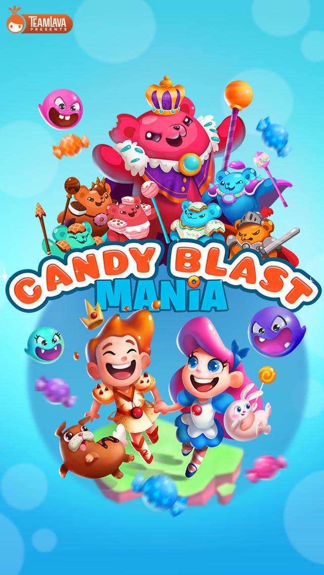 Candy Blast Mania