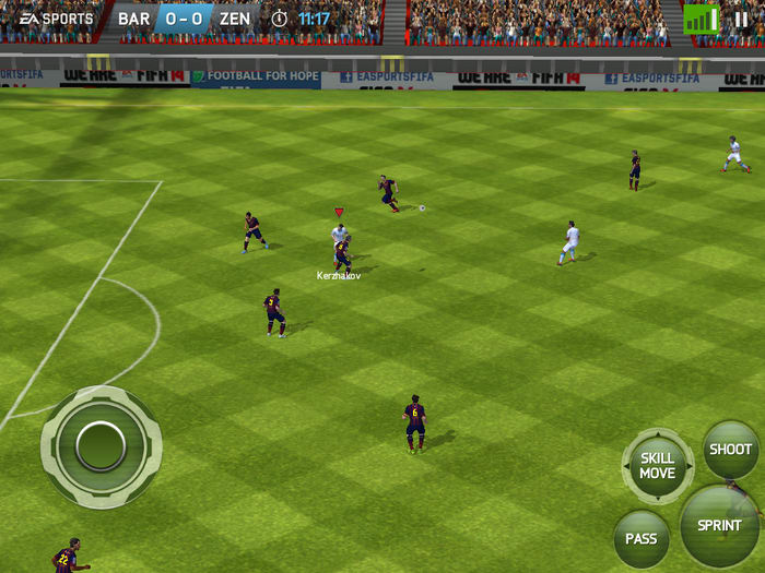 Бесплатно Скачать Игру Fifa 14 На Андроид - фото 8