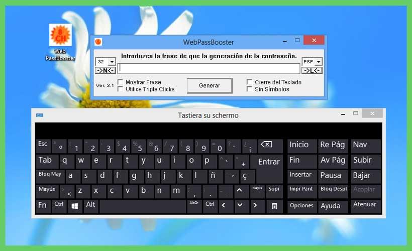 WebPassBooster