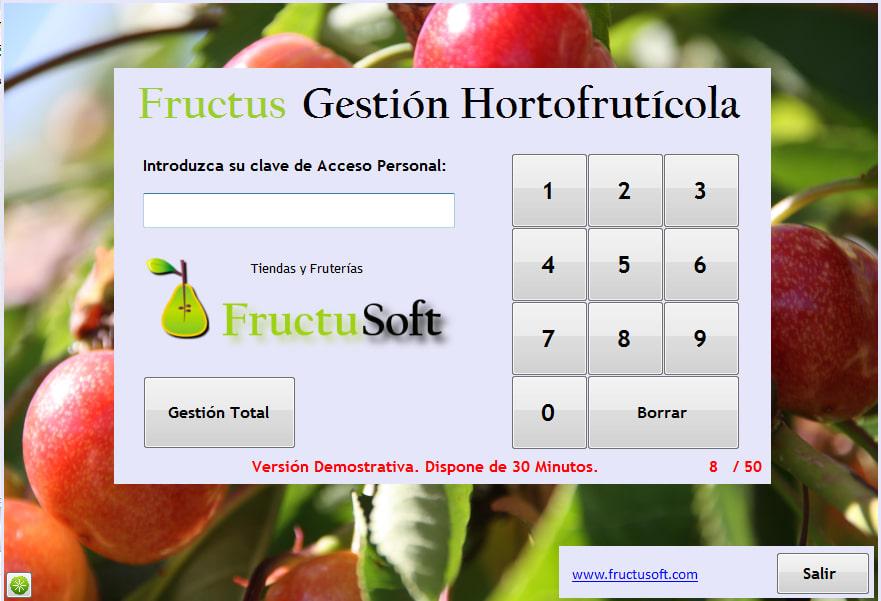 Fructus Gestión Hortofrutícola