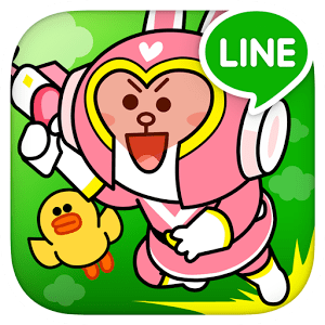 LINE Party Run 1.0.1