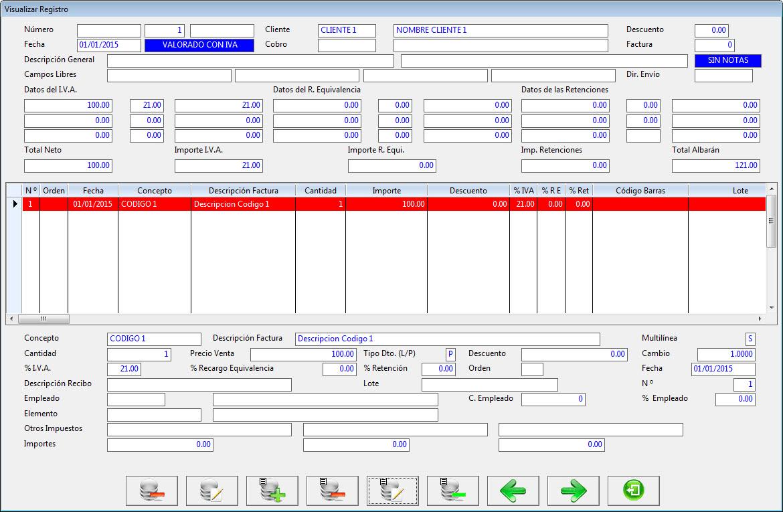 Facturación y Vencimientos para Windows