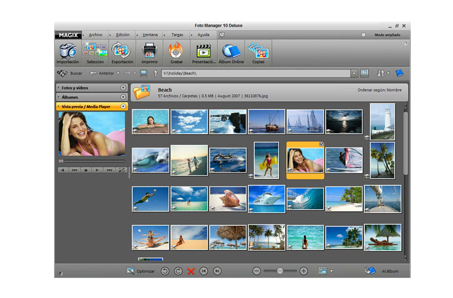 MAGIX Digital Foto Maker