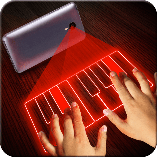 Hologram Piano Simulator
