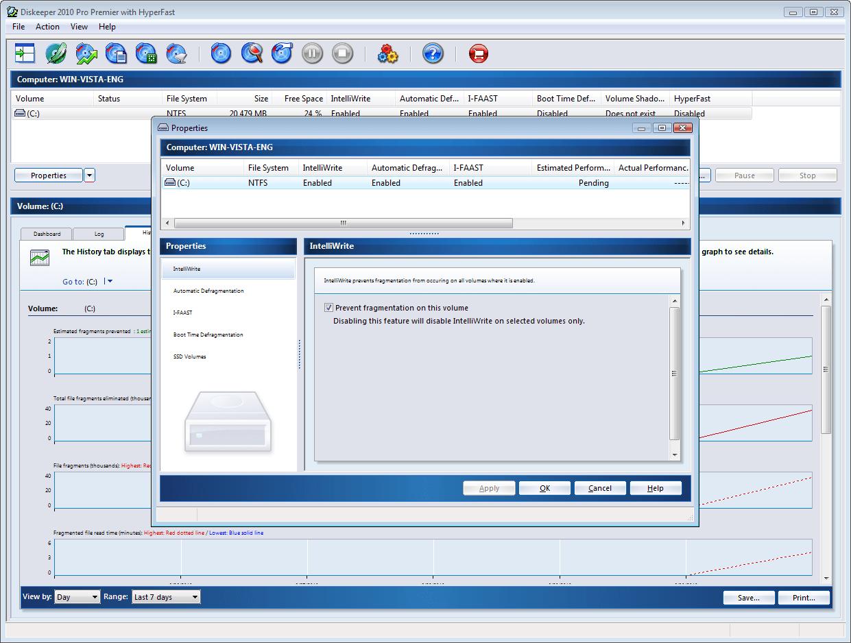 Diskeeper Professional Premier