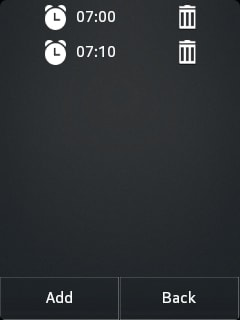 Talking Alarm Clock