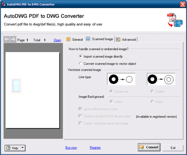 pdf to dwg converter cadsoft