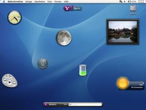 Yahoo! Widgets